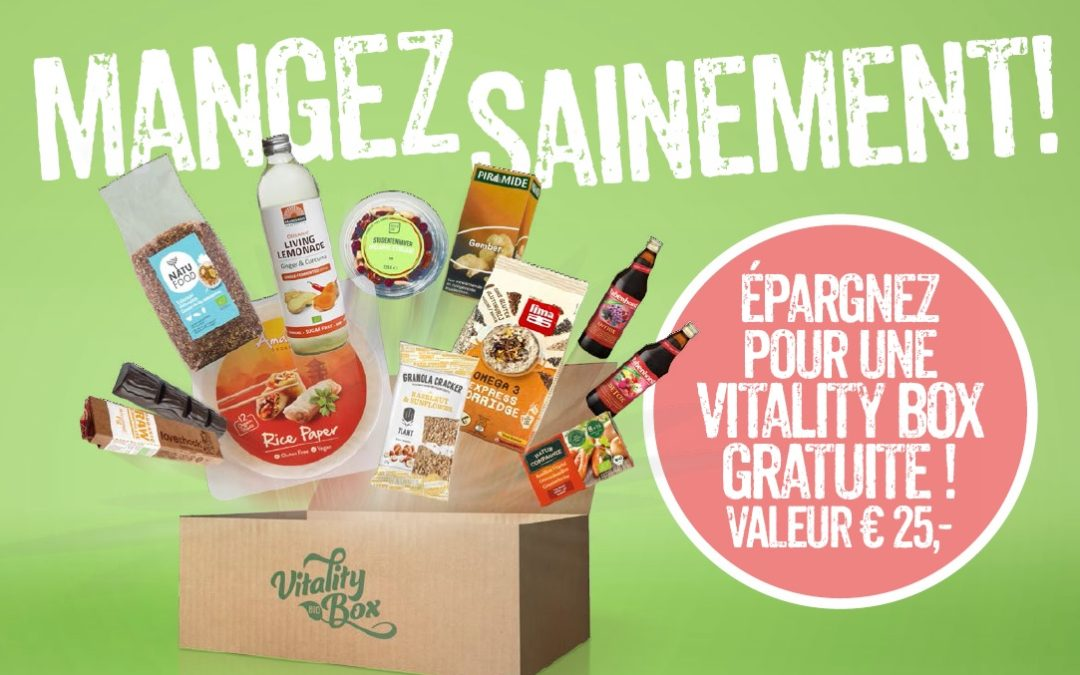 Promotion « VitalityBox »