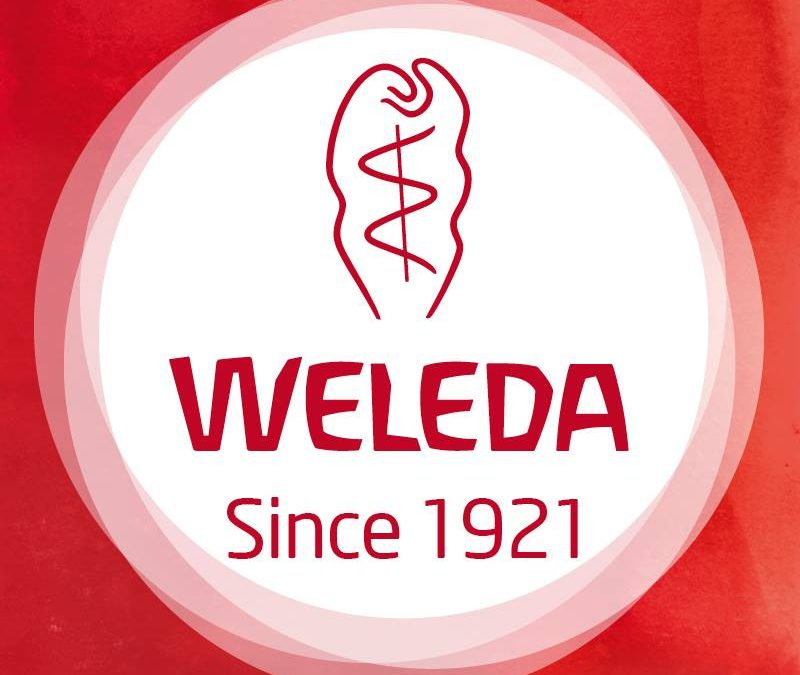 Animation 09/12/17: Weleda